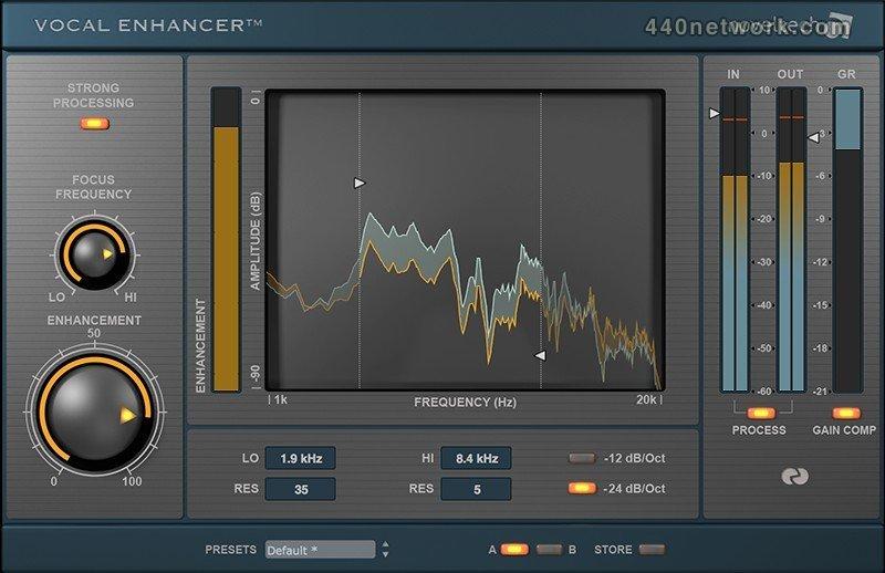 Noveltech Audio Vocal Enhancer