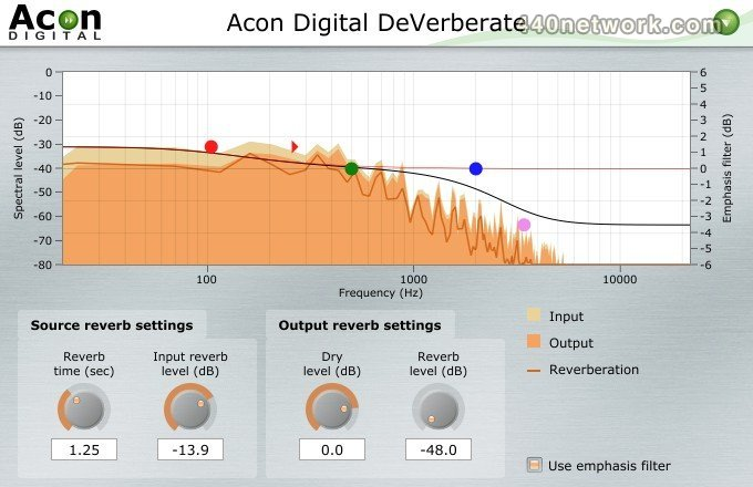 Acon Digital Media DeVerberate