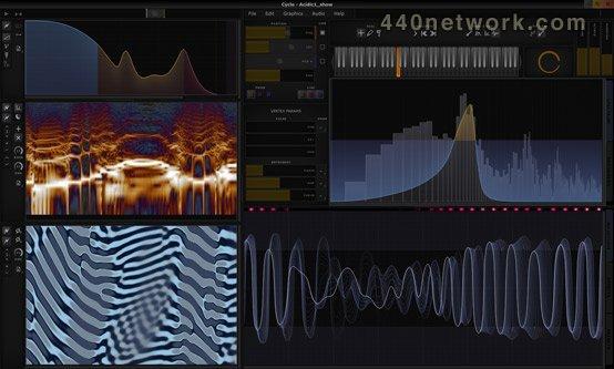 Amaranth Audio Cycle