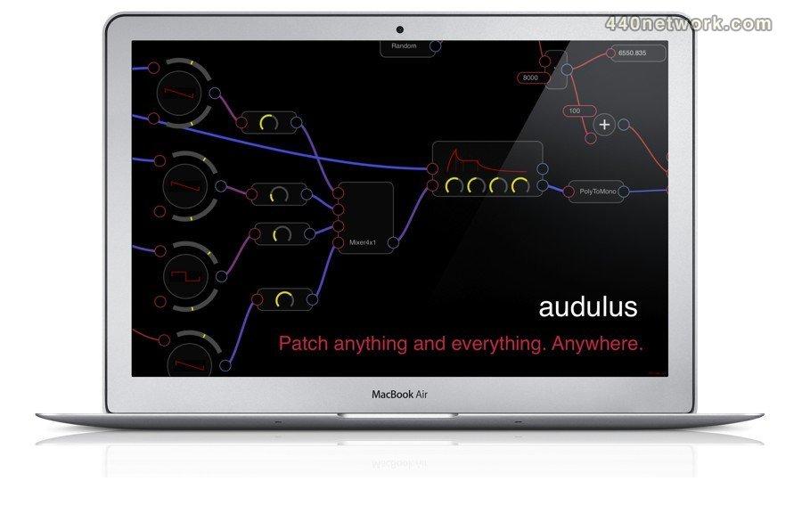 Audulus Audulus