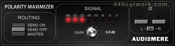 Audiomere Polarity Maximizer