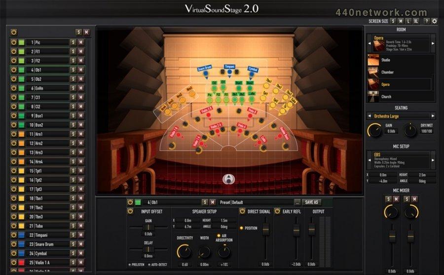 Parallax-audio.com VirtualSoundStage