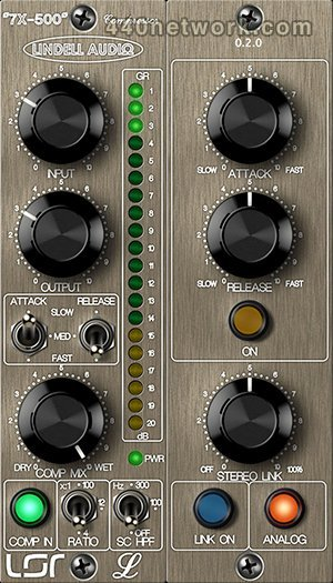 Lindell Plugins 7X-500