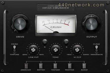 Audio-Assault Head Crusher
