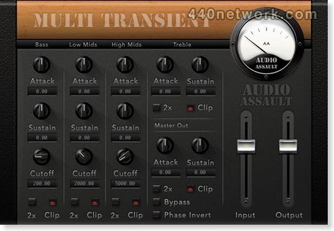 Audio-Assault Multi Transient