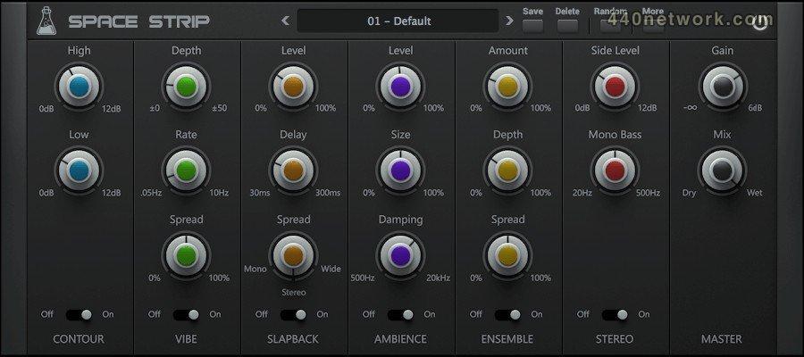 AudioThing Space Strip
