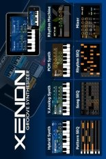 XENON Synthesizer