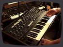 A demonstration of the sound and functionality of the 1981 Korg Monopoly monophonic/polyphonic analog synthesizer.