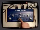 Here's a look at the Vermona Crossfilter DJ filter module in action.
