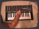 A quick overview of the Moog Rogue.