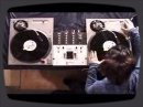 Turntablist beat juggle routine performed by Shortee in 2001 using 4 different songs, rather than 2 or the same record. This routine is featured on
