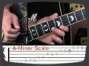 In this lesson you will learn how to play the Am scale and also i will teach you a good plectrum technique.
