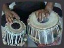 Tabla Lesson 2 for beginers only Dadra - Dha Dhin Na : Na Tin Na