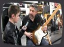 Interview with David Brown, Fender Factory, Corona. The story of Leo Fender and how he started his business.