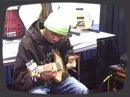 I don't know who this kid is, but he is amazing. Playing a right handed bass left handed at a booth at the NAMM show.