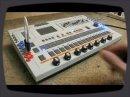 Une BAR Roland TR707 modifiée par les soins de Diabolical Devices/Class A Electronics.