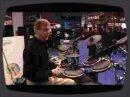 Démo de la batterie électronique DTXtreme III Special Electronic Drum Kit de Yamaha lors du Winter NAMM 2009.