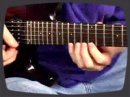Marc Seal Guitar Tutorial 1 (Part 1 of 4): Hammer-ons, Pull-offs, Trills, and Slides