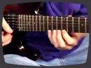 Cours de guitare qui concerne les Hammer-ons, Pull-offs, Trills, et Slides par Marc Seal.