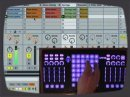 Using the Livid Instruments Ohm MIDI controller with Ableton Live. Part 1 of 2