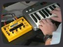 Demonstration of the Mopho analog synth from Dave Smith Instruments.
