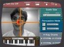 Adaptive Use est un curieux petit logiciel permettant de jouer de la musique via une webcam.