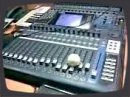 Ping-Pong Ball on digital production console