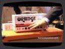 Présentation des amplis guitare Orange au Summer NAMM 2010