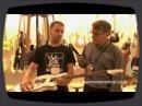 Nouvelles guitares et basses Music Man au salon du NAMM 2010.