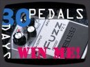 WIN THIS PEDAL: - http://bit.ly/30bosspedals 30 Boss compact pedals in 30 days - each one gets a bite-sized review, today its the Boss Fuzz FZ-5.
