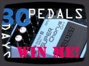 WIN THIS PEDAL: - http://bit.ly/30bosspedals 30 Boss compact pedals in 30 days - each one gets a bite-sized review, today its the Boss Super Chorus CH-1.