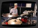 Ryan Jenkinson a démontré lors du dernier Drum Expo 2013 comment intégrer un kit de drums Roland dans un kit acoustique.