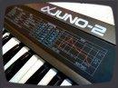 Plongeon dans l'année 1986 avec ce synthé qui est arrivé en 2 versions (Juno-1 et Juno-2).