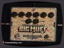 Présentation d'une version très spéciale de la fameuse pédale d'overdrive/distorsion Big Muff Pi d'Electro-Harmonix.