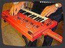 Vintage synth demo by RetroSound Roland SH-101 by retrosound.de