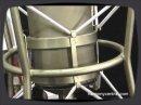 Un léger tour d'horizon de micro de Bock Audio, marque américaine. Ici, on voit le modèle 507, à lampe.