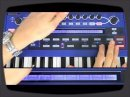 Video showing Novation's UltraNova synth's first 45 patches.