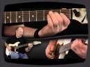 Here is a tutorial to begin Blues with an electric guitar. For absolute beginners only!