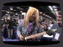Une petite démo du nouveau synthé guitare de Roland, le GR55. Pour une fois, on peut comprendre que le guitariste peut vraiment jouer autre chose que de la guitare qui voudrait imiter autre chose!
