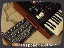Gear demo by RetroSound Doepfer Dark Time Midi / CV Step Sequencer and ARP Odyssey first short test over CV/Gate with the ARP.