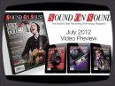 A preview of the July 2012 issue of Sound On Sound Magazine, This month we look at how to record while singing and playing guitar, The Ehrulund EHR-M Microphone, The Lynx Hilo A/DD/A Converter, Shure SRH1840 Headphones, Arturia Oberheim SEM V, Inside Track featuring Gotye, DAW workshops, competitions and much more.
