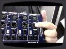 Le nouveau rack au format 500 de Radial: Le Powerhouse en pleine action.