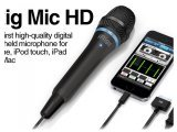 Audio Hardware : Ik Multimedia Announces iRig Mic HD - pcmusic