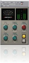 Plug-ins : Impact Digidesign Compressor Plugins Released - macmusic
