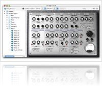 Virtual Instrument : Tassman 3 and Lounge Lizard EP-2 available as OSX AudioUnits - macmusic