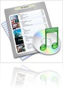 Music Software : 10,000 songs on your website. iTunes Catalog 1.5 - macmusic