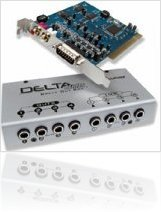 Computer Hardware : M-Audio Delta now for G5 - macmusic