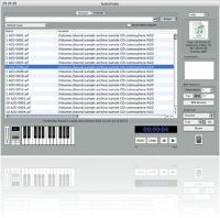 Music Software : AudioFinder 3.0 Adds DSP Effects - macmusic