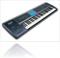 Music Hardware : New version of Korg workstation : Triton Extreme - macmusic
