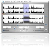 Music Software : Jasmine Audio 1.8 for OS X - macmusic
